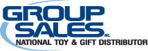 Group Sales - National Toy & Gift Distributor